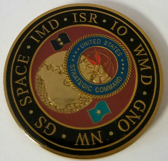 USSTRATCOM STRATEGIC COMMAND Global Operations Directorate J3
