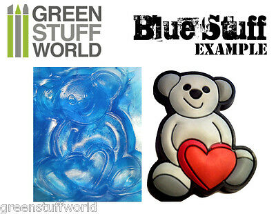 Moldes Blue Stuff (4 barritas) - Crea moldes instantaneo - Instant mold mejorado