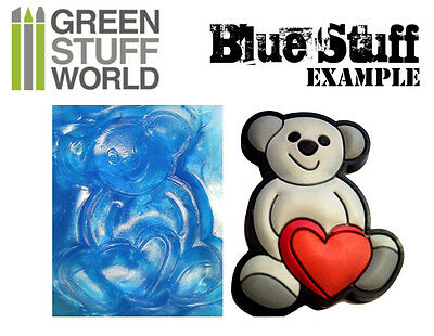 COMBO Blue Stuff Instant Plastic Clay *and* 12' Green Stuff - for BNIB Wargames 6