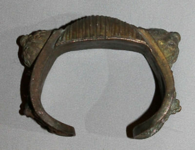 Antique Greek Orthodox Medieval Bronze Fertility Bracelet