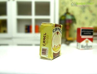2pcs Dollhouse Miniature 1:12 Cigarette Tobacco Pack Model Bar Room Store Decor 10