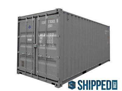 NEW 20' HOME/BUSINESS STORAGE -WE DELIVER- SHIPPING CONTAINERS in COLUMBUS, OHIO 4