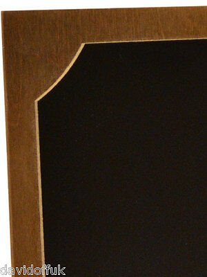 Chalk Board - Table Top - Blackboard - Menu - Pub - Restaurant - Bar A4 Size 2