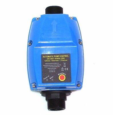 Pumpensteuerung Druckschalter für Hauswasserwerk Automatik Pumpenschalter 2