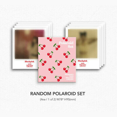 BLACKPINK Official PHOTOCARD Only 2020 WELCOMING COLLECTION Select Photo Card 3