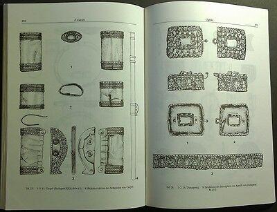 Katalog der awarenzeitlichen Goldgegenstönde im ungarischen Nationalmuseum
