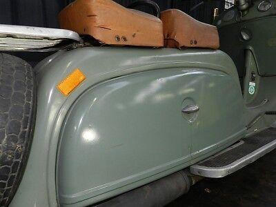 Lohner L125 / L 125 Oldtimer Roller 1957 Motorrad Scooter Klassiker