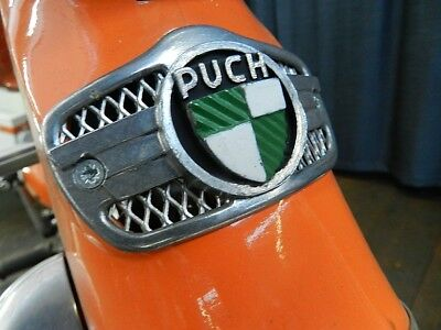 Puch DS 50 V/II Oldtimer Roller 1969 Mofa Moped Scooter österreichische Papiere