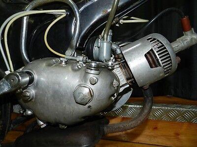 Puch MS 50 V Oldtimer Roller Moped Mofa Motorrad 1970 7