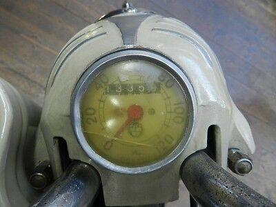 Puch RL 125 Oldtimer Roller 1952 mit österreischische Papiere Motorrad Klassiker 5