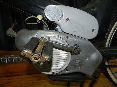 Puch MS 50 V Oldtimer Roller Moped Mofa Motorrad 1970 4