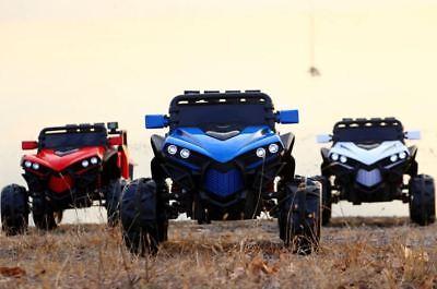 Moto Motore Auto Macchina Elettrica Atv Per Bambini Con Mp3 4 Motori 10