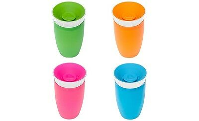 Munchkin Miracle Trainer Cup Decor 360 Sippy Cup Anti Spill Baby Cup New 2019 8