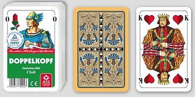 Doppelkopf Deutsches Bild Die echten Altenburger Spielkarten Doppelkopfkarten AS