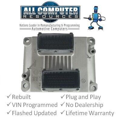 2004-2007 CADILLAC CTS 3 6L PCM ECU ECM Engine Computer Service# 19260507