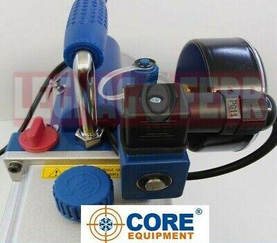 Pompa Del Vuoto Bistadio Con Elettrovalvola Core Equipment Vpea-70-Dev 4