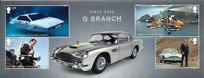 James Bond 2020 Mint Presentation Pack 583 Stamps Sheet Prestige & Retail Books 3