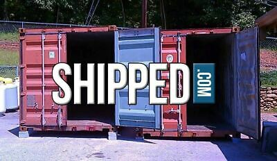 WE DELIVER 20FT USED SHIPPING CONTAINER for Home Storage, Cargo in BALTIMORE, MD 5