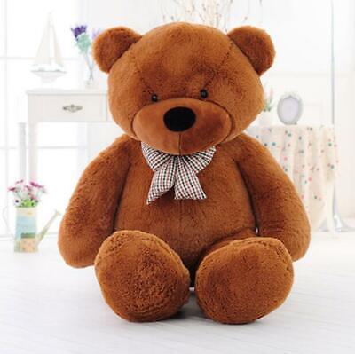 UK Giant Huge Big Animals Teddy Bear Stuffed Plush Toys Gift Soft Sweaters New 5