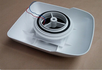 Low Profile Motorised Roof Vent 12V Compact Small Extractor Taxi Van Caravan Dog