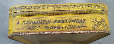Old Advertising Tin Rich's Crystallized Canton Ginger EC Rich NY 5