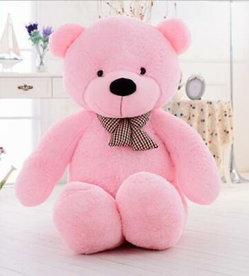UK Giant Huge Big Animals Teddy Bear Stuffed Plush Toys Gift Soft Sweaters New 8