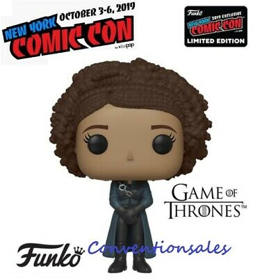 *Official* Nycc 2019 Funko Pop! Tv Game Of Thrones - Missandei Figure Got 9