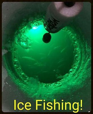 underwater fishing light 15,000 lumens green crappie submersible, Reel Combo