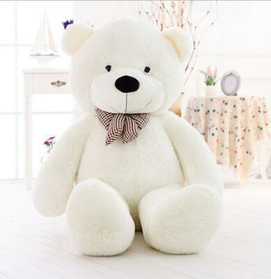 UK Giant Huge Big Animals Teddy Bear Stuffed Plush Toys Gift Soft Sweaters New 6
