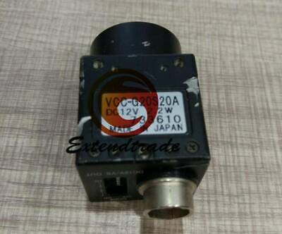 1PC Used CIS Industrial Camera Tested VCC-G20S20A 2