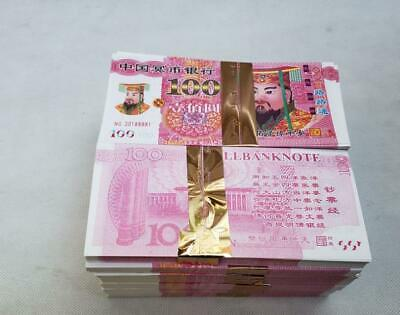 95pcs Chinese Heaven Hell Money Joss Paper Traditional Bank Note Ghost Ancestor 2