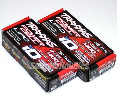 New Traxxas 3S 11.1V 1400mAh 25C LiPo Battery 1//16 Mustang Boss 302 Fiesta 2823X