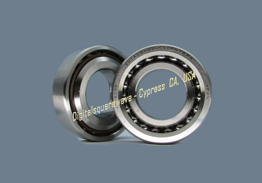 NSK 30TAC62BSUC10PN7BP4 Abec7 Precision Ball Screw Bearings.Matched Set of Two 2