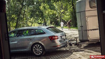 Für Renault Kangoo I KC Anhängerkupplung starr ABE 9