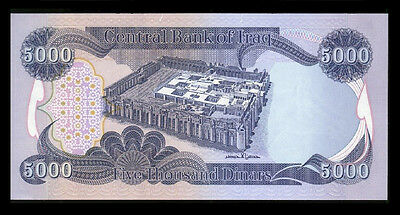 100000 Viet Nam Dong + New Free 5000 Iraqi Dinar Note With Purchase* Lot Of 1 Ea 2