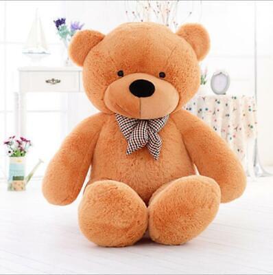 UK Giant Huge Big Animals Teddy Bear Stuffed Plush Toys Gift Soft Sweaters New 3