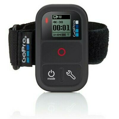 GoPro Smart Remote ARMTE-002 HERO 5 6 7 8 - WiFi Control, USB Cable, Wrist Strap 3