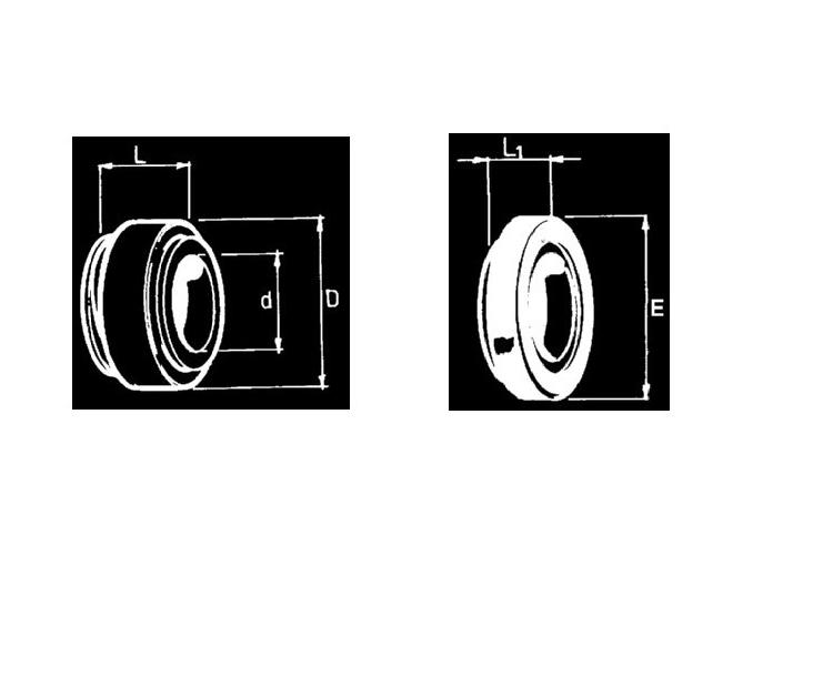 TENUTA MECCANICA ELETTROPOMPA CONTROFACCIA CERAMICA BURGMANN ALBERO Ø 8-32mm