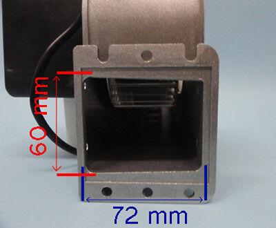 Ventilatore Centrifugo  2800 giri caldaia forgia Motore Elettrico 80 W Monofase 2