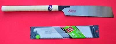 Scie Japonaise Z-saw KATABA HI 265mm coupe travers lame rechange Japon