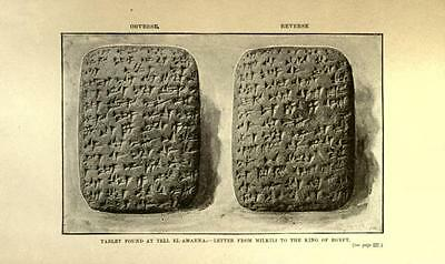 Ancient Writing, Cuneiform & Hieroglyphics -194 Books On Dvd - Cylinders Tablets 2