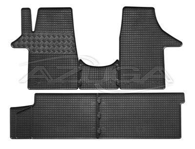 Design Passform Gummimatten Gummi Fußmatten VW T6.1 Transporter Multivan 01.2020