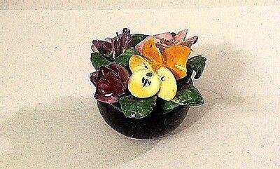 Vintage Coalport Fine Bone China Flower Bouquet  - England