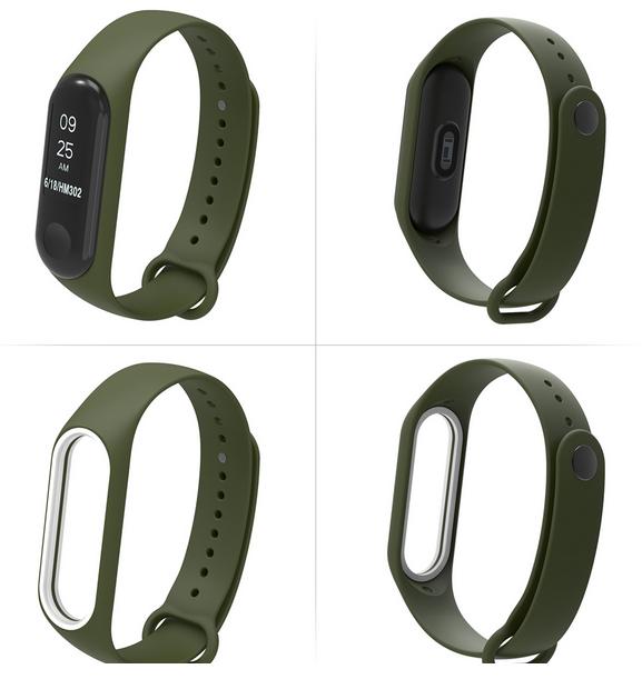 Bracelet de montre Xiaomi® Mi Band 3 Expédition RAPIDE🚚 depuis France✔ 6