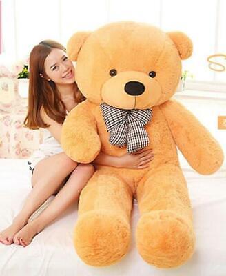UK Giant Huge Big Animals Teddy Bear Stuffed Plush Toys Gift Soft Sweaters New 2