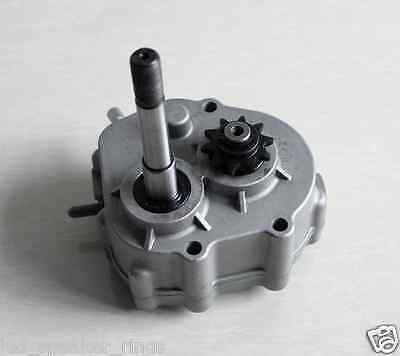 "Universal Go Kart Forward Reverse Gear Box For 3/4"" TAV2 30 40 41 12T 10T #35"