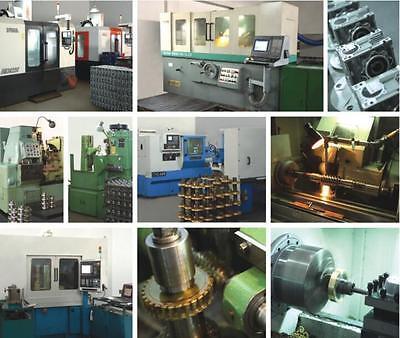 NMRV030 Worm Gear Reducer Ratio 15:1 56B14 Speed Reducer for 180W Electric Motor 9