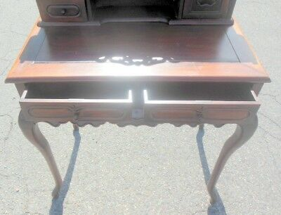Antique Chinese DESK Table Console 9
