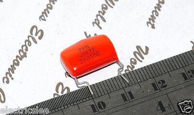 10pcs 1000V 5/% Radial Film Capacitor TSC PPN 2700P 2700PF 2.7nF 2,7nF