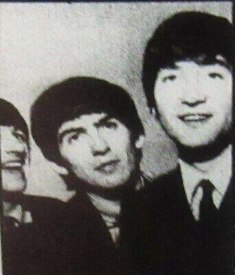 Novelty Viewer Camera  1960's Beatles Promo  Beatles II ~ 8 Beatle Poses 7